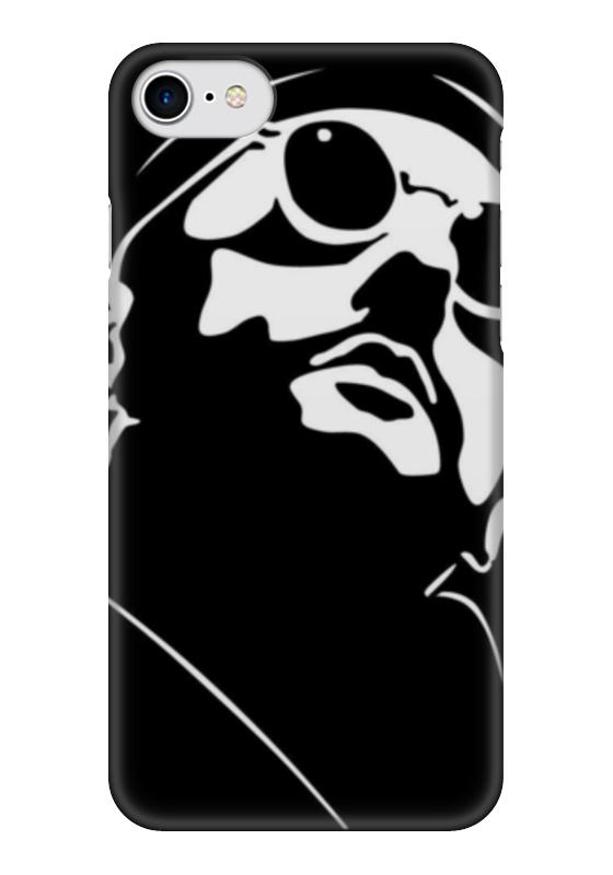 Чехол для iPhone 7 глянцевый Printio Жан рено (леон) жильбер рено исцеление воспоминанием