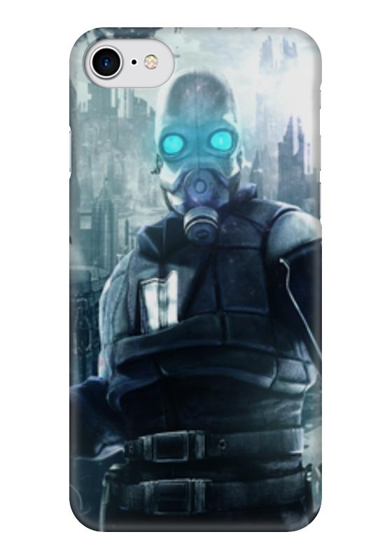 Чехол для iPhone 7 глянцевый Printio Солдат (half-life) форма для солдат срочников
