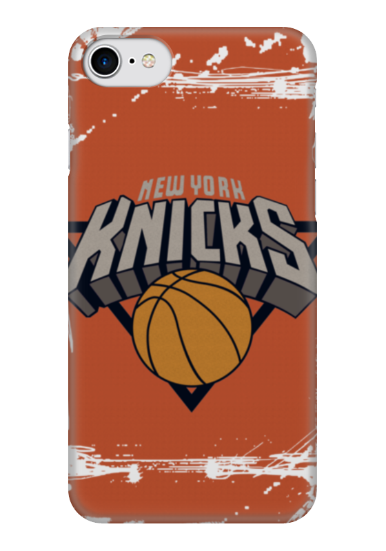 Чехол для iPhone 7 глянцевый Printio New york knicks new original alto knicks autonics photoelectric sensor bjn100 ndt