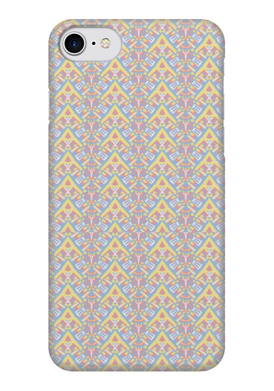 Чехол для iPhone 7 глянцевый Printio Ngjjvbn480 платье без рукавов printio ngjjvbn480