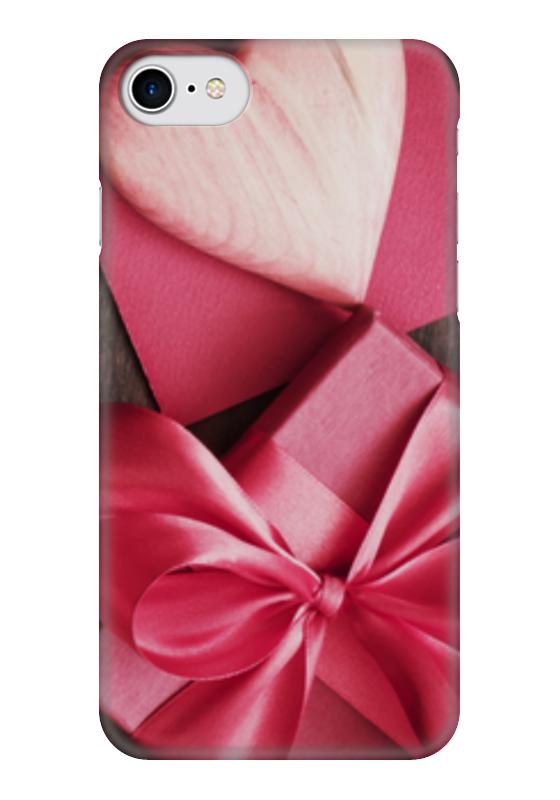 Чехол для iPhone 7 глянцевый Printio 14 февраля чехол для iphone 7 глянцевый printio альтрон мстители