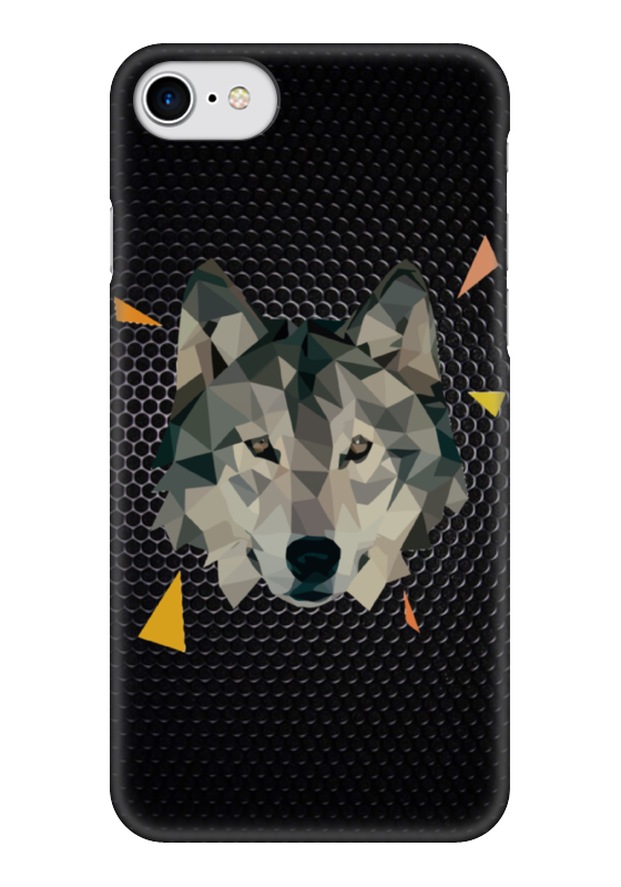 Чехол для iPhone 7 глянцевый Printio Волк (wolf) new lone wolf and cub v 7