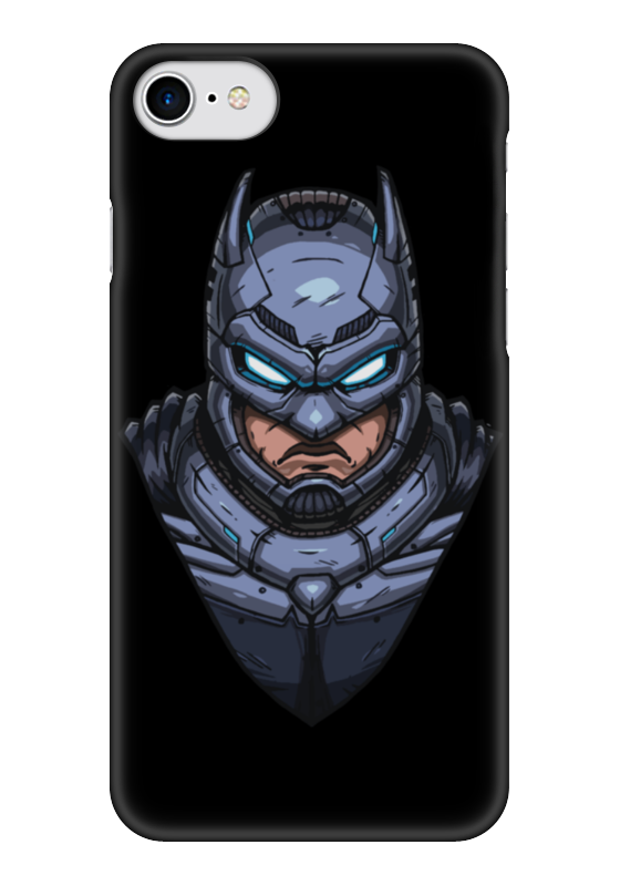 Чехол для iPhone 7 глянцевый Printio Armored batman / бэтмен в броне чехол для iphone 6 глянцевый printio armored batman бэтмен в броне