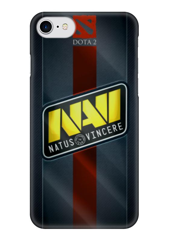 Чехол для iPhone 7 глянцевый Printio Navi (dota 2) чехол для iphone 5 глянцевый с полной запечаткой printio dota 2 red