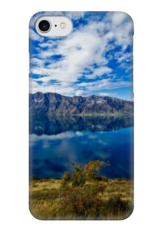 Чехол для iPhone 7 глянцевый Printio Затерянный рай сергей шведов рай для негодяев