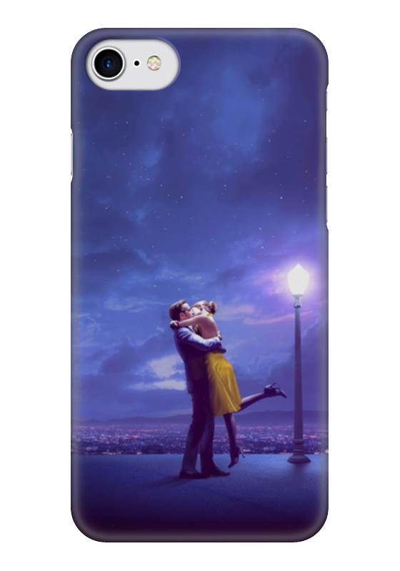 Чехол для iPhone 7 глянцевый Printio Ла ла ленд чехол для iphone 6 глянцевый printio бал в мулен де ла галетт ренуар