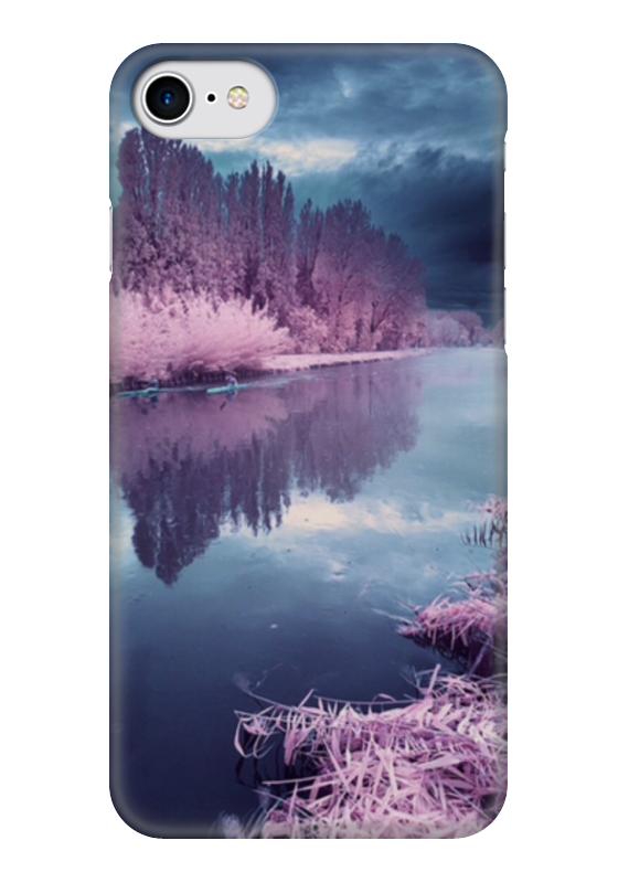Чехол для iPhone 7 глянцевый Printio Мрачный лес чехол для iphone 7 глянцевый printio альтрон мстители
