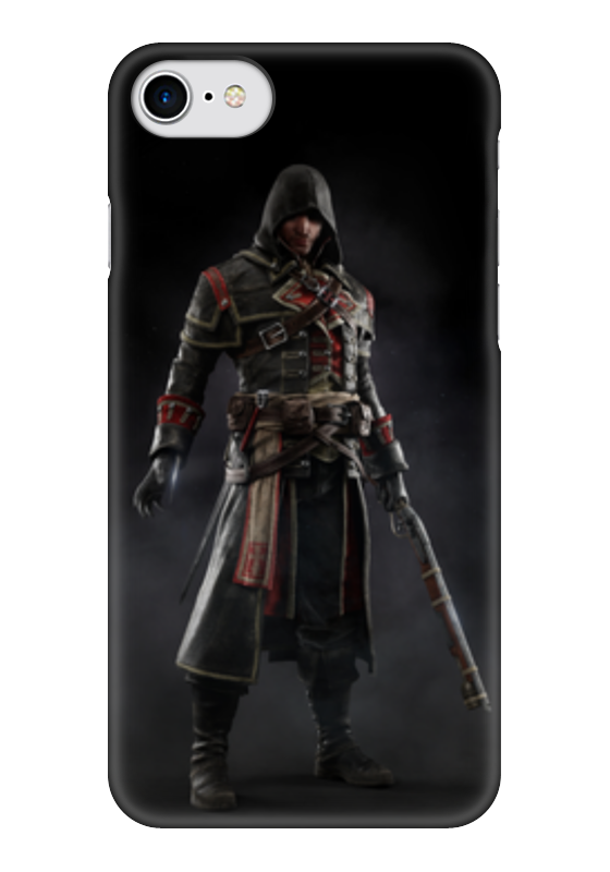 Чехол для iPhone 7 глянцевый Printio Assassins creed (rogue)