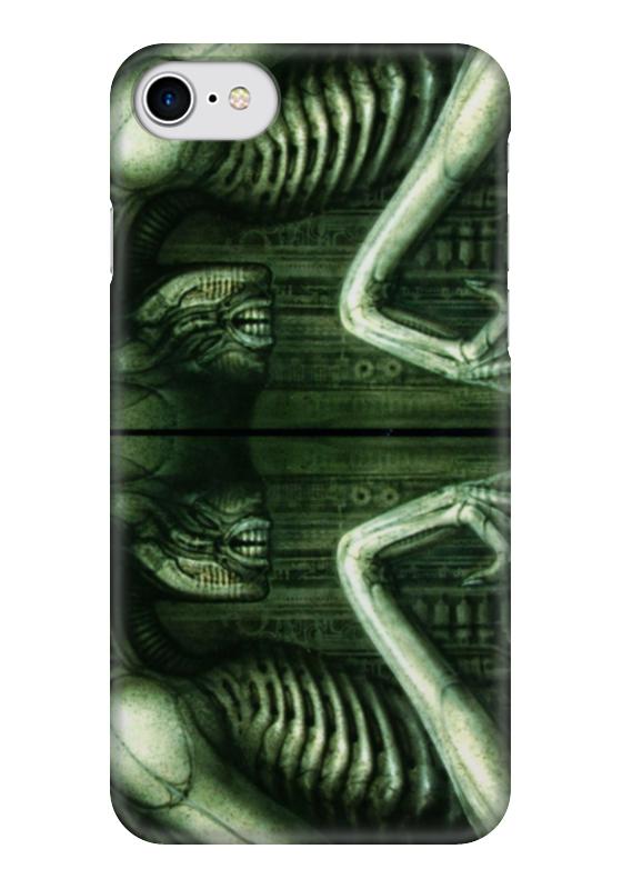 Чехол для iPhone 7 глянцевый Printio Скелеты чехол для iphone 7 глянцевый printio альтрон мстители