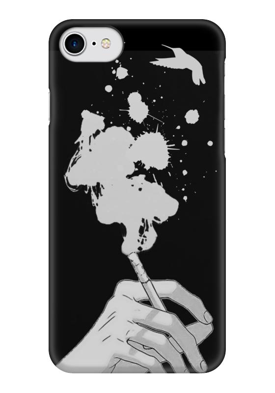 Чехол для iPhone 7 глянцевый Printio Поп арт чехол для iphone 7 глянцевый printio мечты витторио коркос