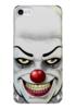 "Чехол для iPhone 7 глянцевый ""Пеннивайз (Pennywise) "" - king, it, клоун, оно, стивен кинг"