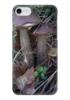 "Чехол для iPhone 7 глянцевый ""Грибы"" - грибы, грибнику"