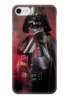"""Чехол для iPhone 7 глянцевый """"Звёздные войны"""" - звёздные войны, кино, star wars"""
