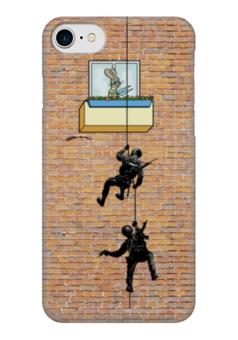 "Чехол для iPhone 7 глянцевый ""Ну погоди"" - арт, ну погоди"