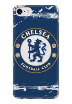 """Чехол для iPhone 7 глянцевый """"Chelsea"""" - футбол, челси, chelsea"""