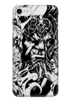 """Чехол для iPhone 7 глянцевый """"Darksiders"""" - darksiders"""