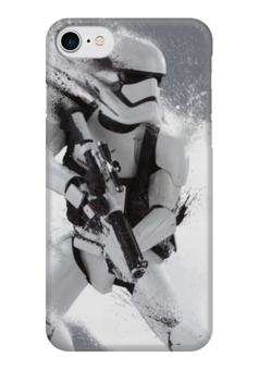 """Чехол для iPhone 7 глянцевый """"Star Wars"""" - star wars, звездные войны, clone, штурмовик, 2016"""