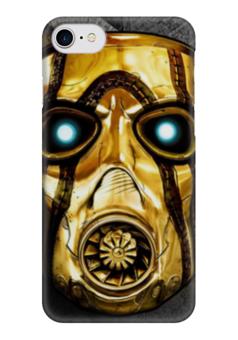 """Чехол для iPhone 7 глянцевый """"Borderlands"""" - шутер, borderlands, пограничье"""