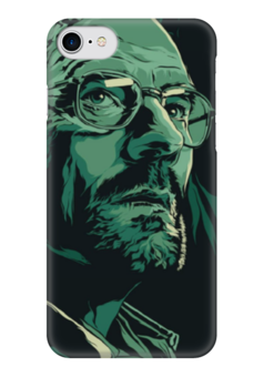 "Чехол для iPhone 7 глянцевый ""Breaking Bad"" - иллюстрация, во все тяжкие, breaking bad, уолтер уайт"