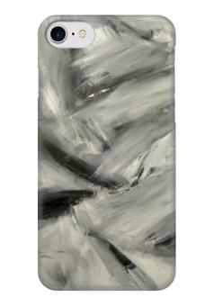 """Чехол для iPhone 7 глянцевый """"Абстракция"""" - абстракция"""