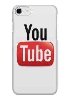 """Чехол для iPhone 7 глянцевый """"Чехол на Iphone"""" - 1"""