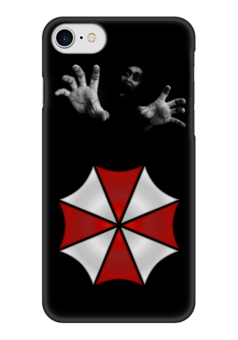 "Чехол для iPhone 7 глянцевый ""Umbrella"" - resident evil, umbrella, umbrella corporation"