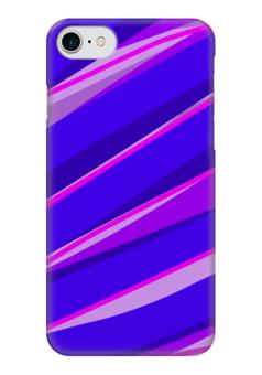 "Чехол для iPhone 7 глянцевый ""MitioGar"" - общая"