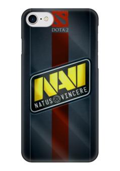 "Чехол для iPhone 7 глянцевый ""Navi (Dota 2)"" - natus vincere, дота 2"