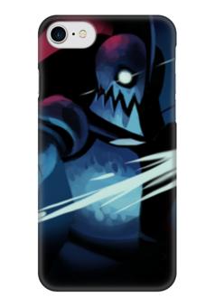 """Чехол для iPhone 7 глянцевый """"Undertale"""" - undertale"""