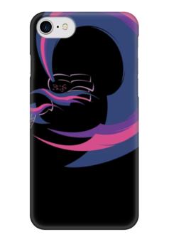 "Чехол для iPhone 7 глянцевый ""MLP: Twilight Tail"" - twilight, pony, mlp, твайлайт"