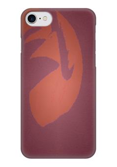 """Чехол для iPhone 7 глянцевый """"Абстракция"""" - арт, дизайн, абстракция, стильный, необычный"""