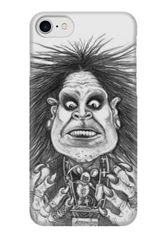 """Чехол для iPhone 7 глянцевый """"Ozzi  """" - арт, ozzi"""