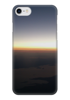 "Чехол для iPhone 7 глянцевый ""Восход Солнца"" - sunrise, восход солнца"