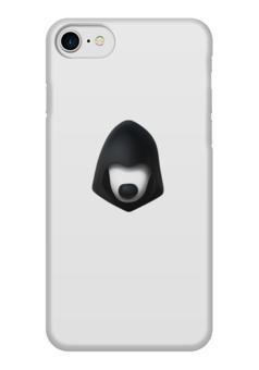 """Чехол для iPhone 7 глянцевый """"«Цифровое сопротивление»"""" - чехлы"""