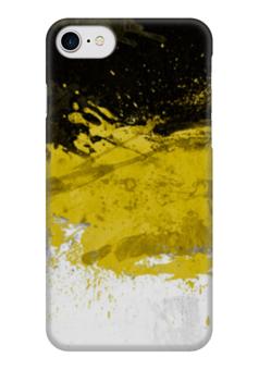 """Чехол для iPhone 7 глянцевый """"Российская Империя"""" - царь, россия, флаг, путин, империя"""