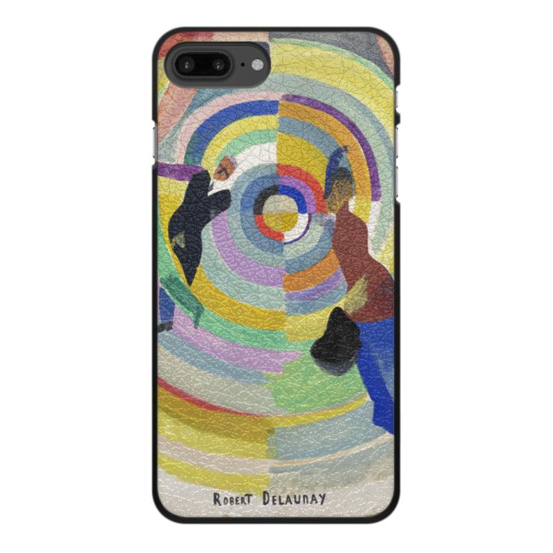 Чехол для iPhone 7 Plus, объёмная печать Printio Политическая драма (робер делоне) чехол для iphone 6 объёмная печать printio политическая драма робер делоне