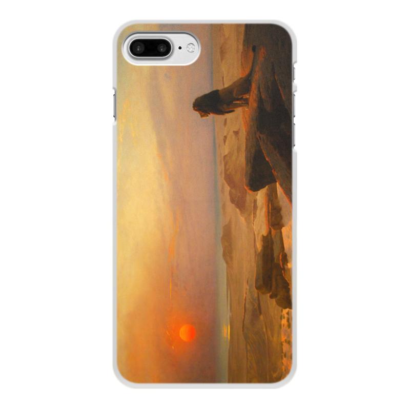 Printio Два величества (жан-леон жером) чехол для iphone 5 глянцевый с полной запечаткой printio наблюдающий тигр жан леон жером