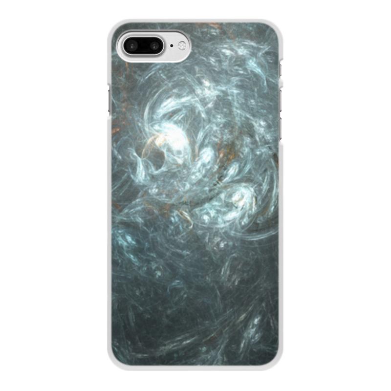 Чехол для iPhone 7 Plus, объёмная печать Printio Абстрактный дизайн