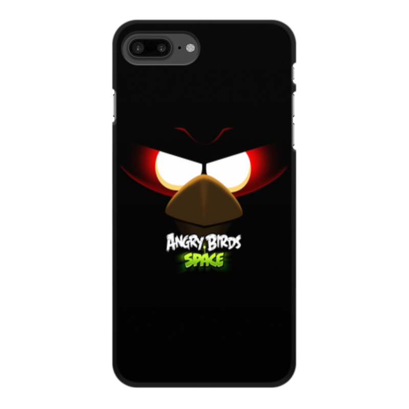 все цены на Чехол для iPhone 7 Plus, объёмная печать Printio Space (angry birds) онлайн