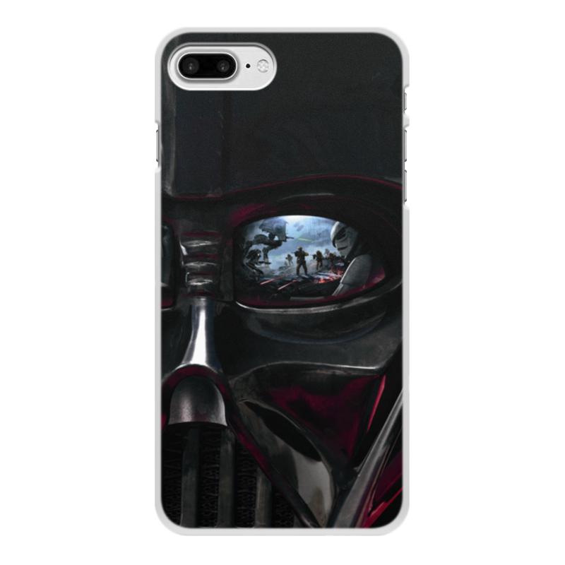 Чехол для iPhone 7 Plus, объёмная печать Printio Звездные войны