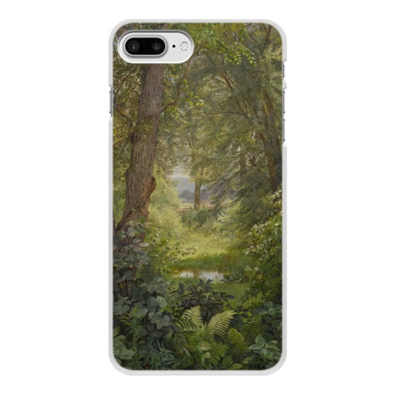Printio Лесной пейзаж (уильям трост ричардс) цена