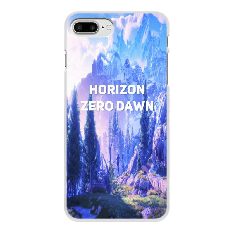 Чехол для iPhone 7 Plus, объёмная печать Printio Horizon zero dawn printio чехол для iphone 7 plus объёмная печать