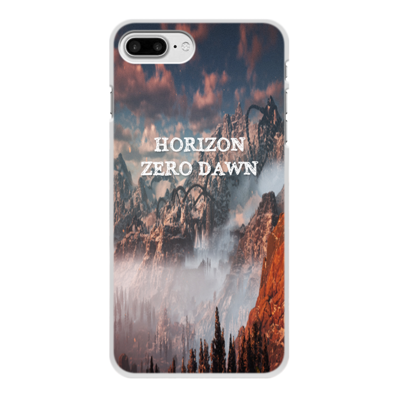 Printio Horizon zero dawn чехол для iphone 7 plus объёмная печать printio horizon zero dawn