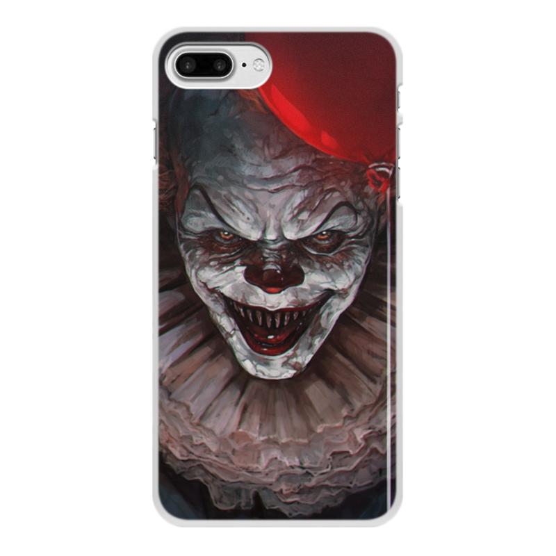 Чехол для iPhone 7 Plus, объёмная печать Printio Оно чехол аккумулятор deppa nrg case 2600 mah для iphone 7 белый 33520