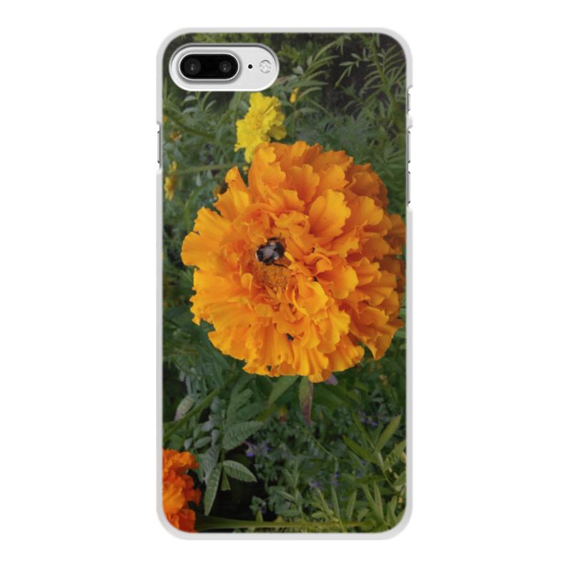 Чехол для iPhone 7 Plus, объёмная печать Printio Удивительный алтай чехол аккумулятор deppa nrg case 2600 mah для iphone 7 белый 33520