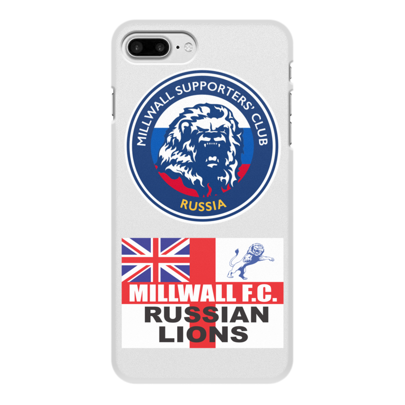 Printio Millwall msc russia phone cover printio millwall msc russia phone cover
