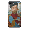 "Чехол для iPhone 7 Plus, объёмная печать ""Царь Николай II (Борис Кустодиев)"" - картина, кустодиев, живопись"