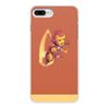 "Чехол для iPhone 7 Plus, объёмная печать ""Iron man: Prime Armor"" - старварс"