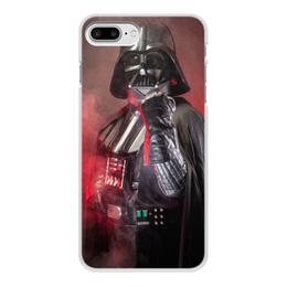 """Чехол для iPhone 7 Plus, объёмная печать """"Звёздные войны"""" - star wars, звёздные войны, кино"""