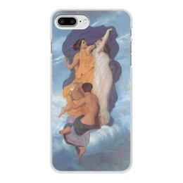 """Чехол для iPhone 7 Plus, объёмная печать """"Танец (картина Вильяма Бугро)"""" - картина, академизм, живопись, бугро"""